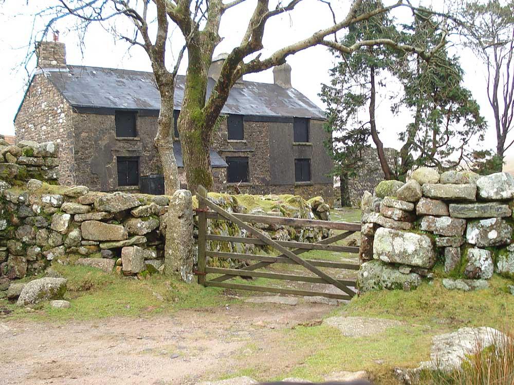 Dartmoor cam for The warren house